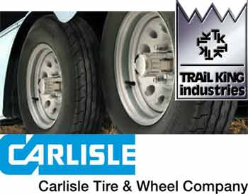 recreational trailer tires